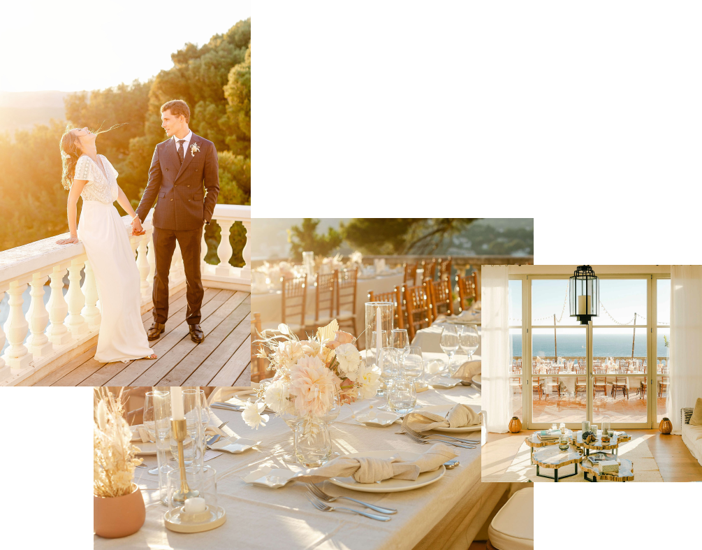 Sea Bride and Sun - Wedding planner - Provence
