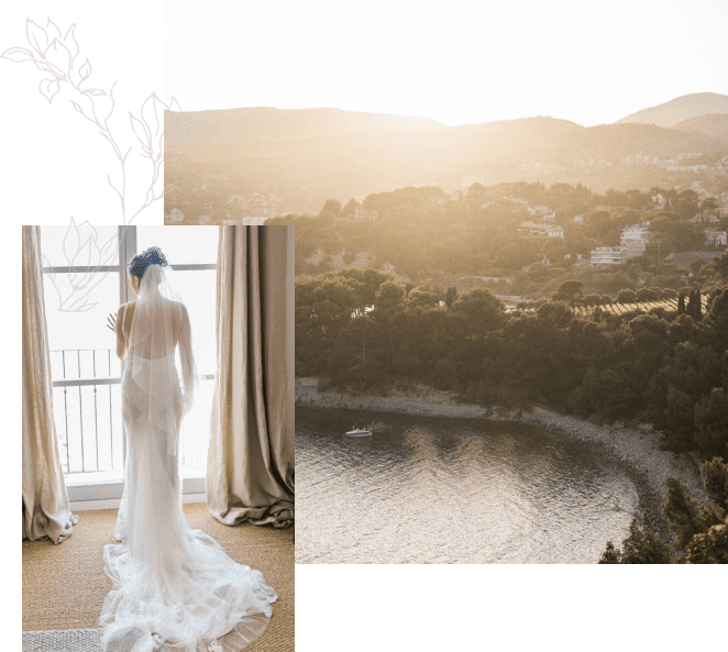 Sea Bride and Sun - Wedding planner - Côte d'azur